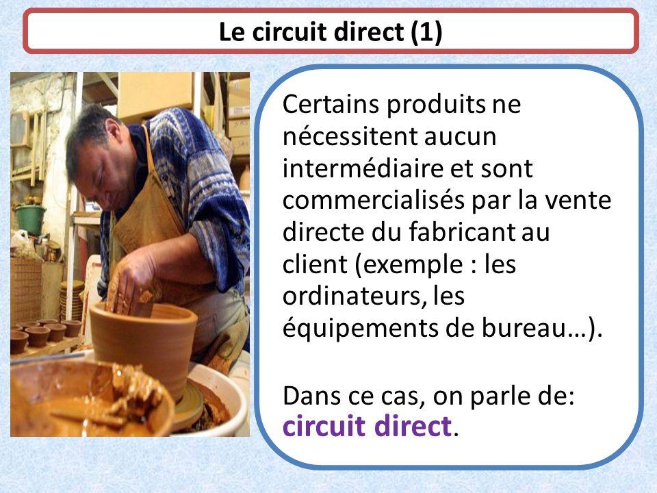 Le circuit direct (1)