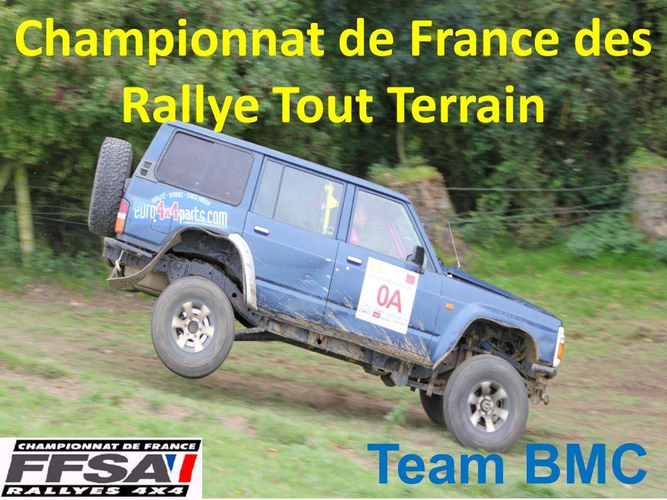 Championnat de France des Rallye Tout Terrain