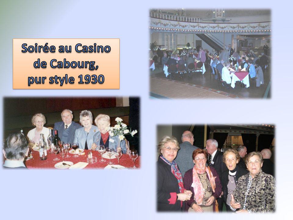 Soirée au Casino de Cabourg,