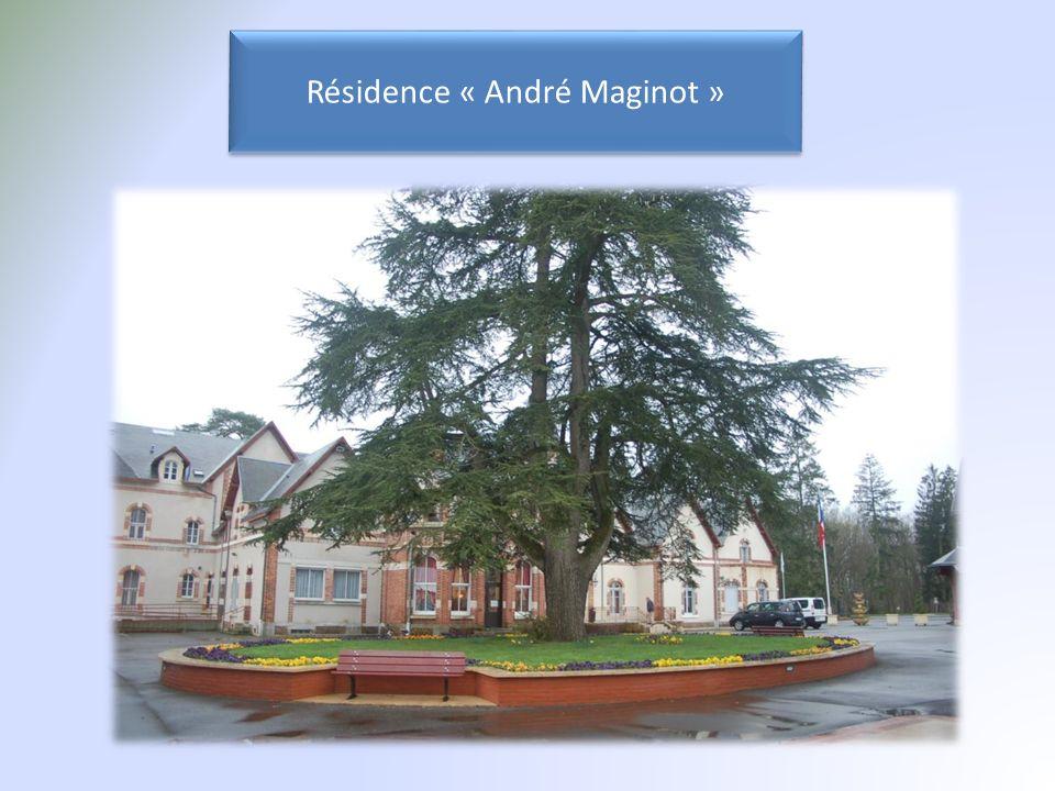 Résidence « André Maginot »