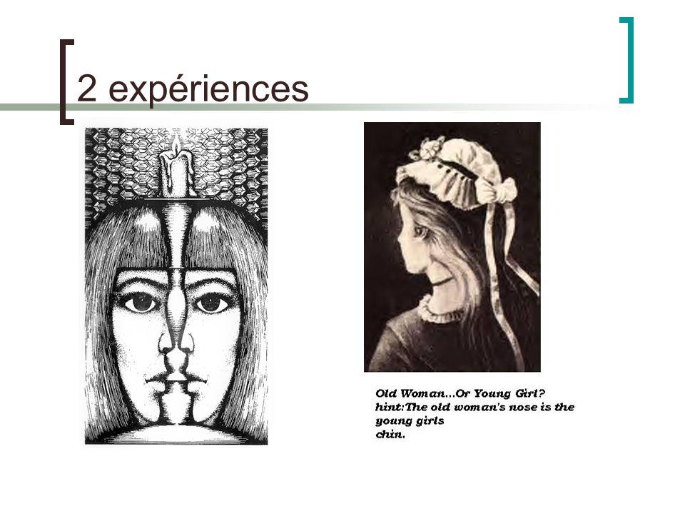 2 expériences