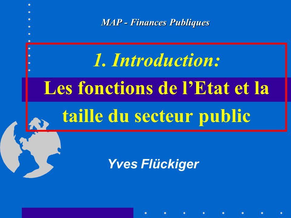 MAP - Finances Publiques