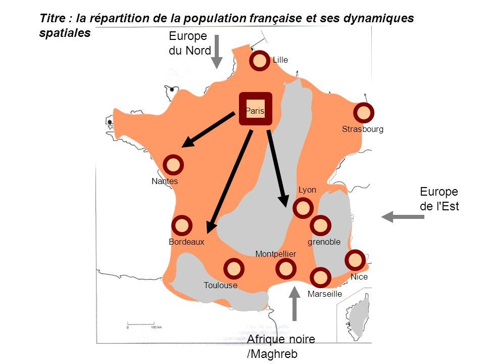 Afrique noire /Maghreb