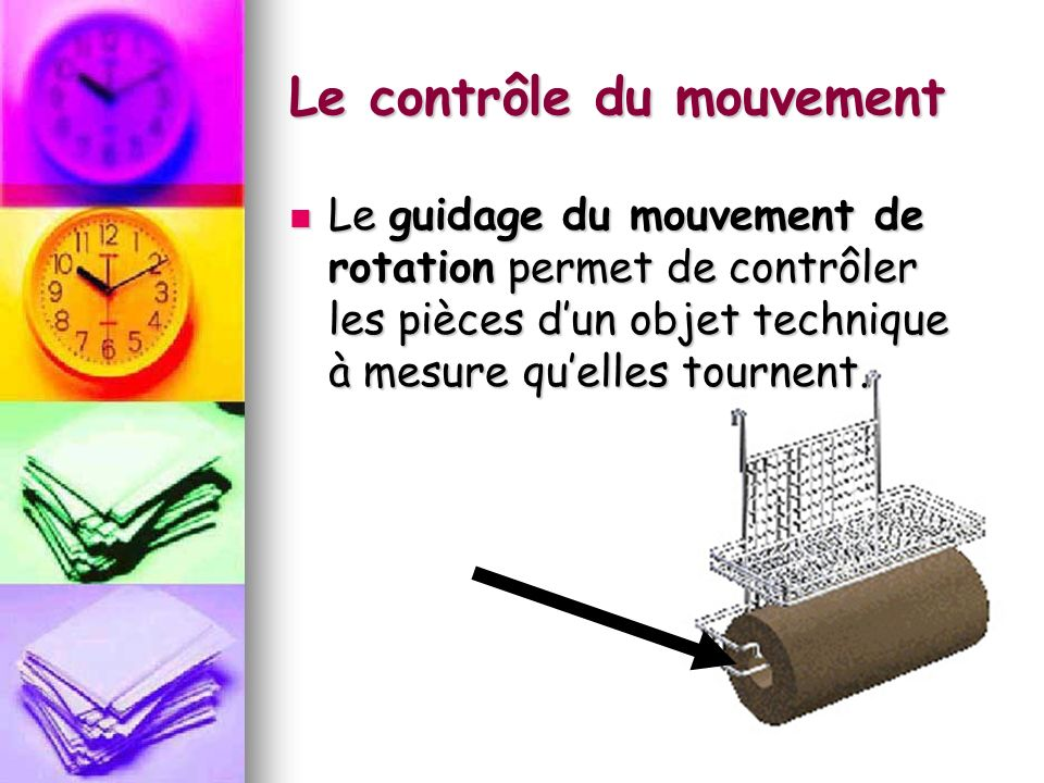 Le contrôle du mouvement