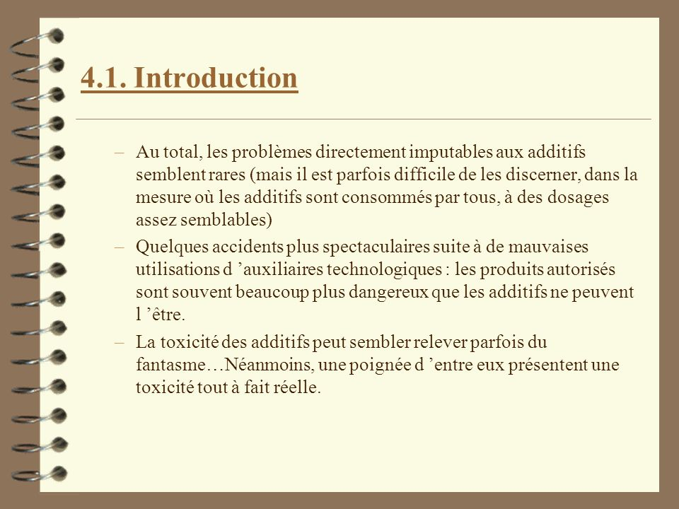 4.1. Introduction