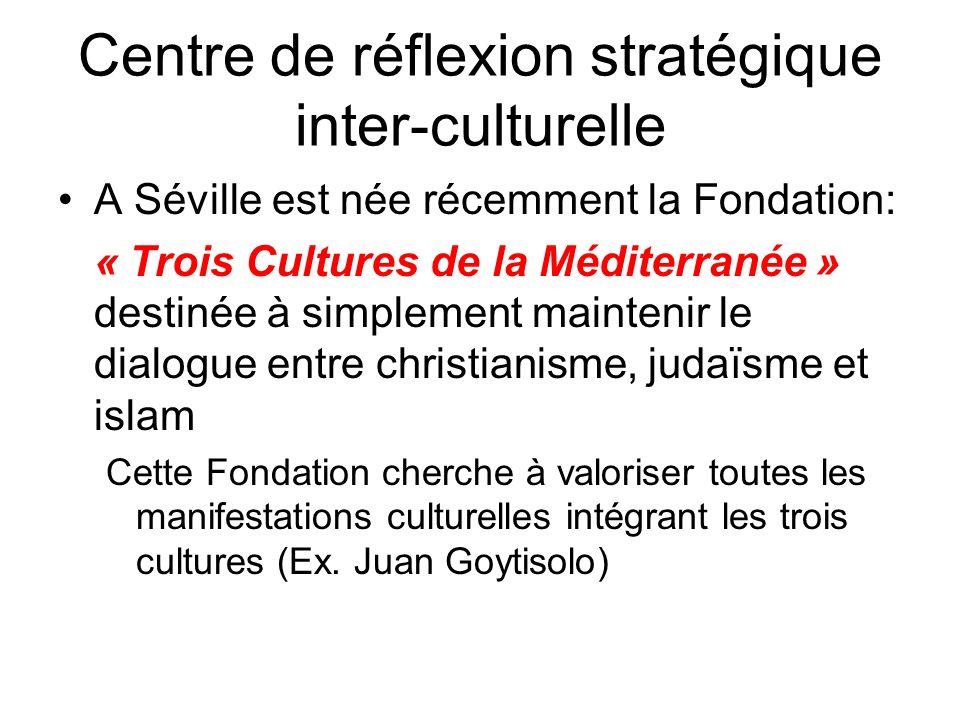 Centre de réflexion stratégique inter-culturelle