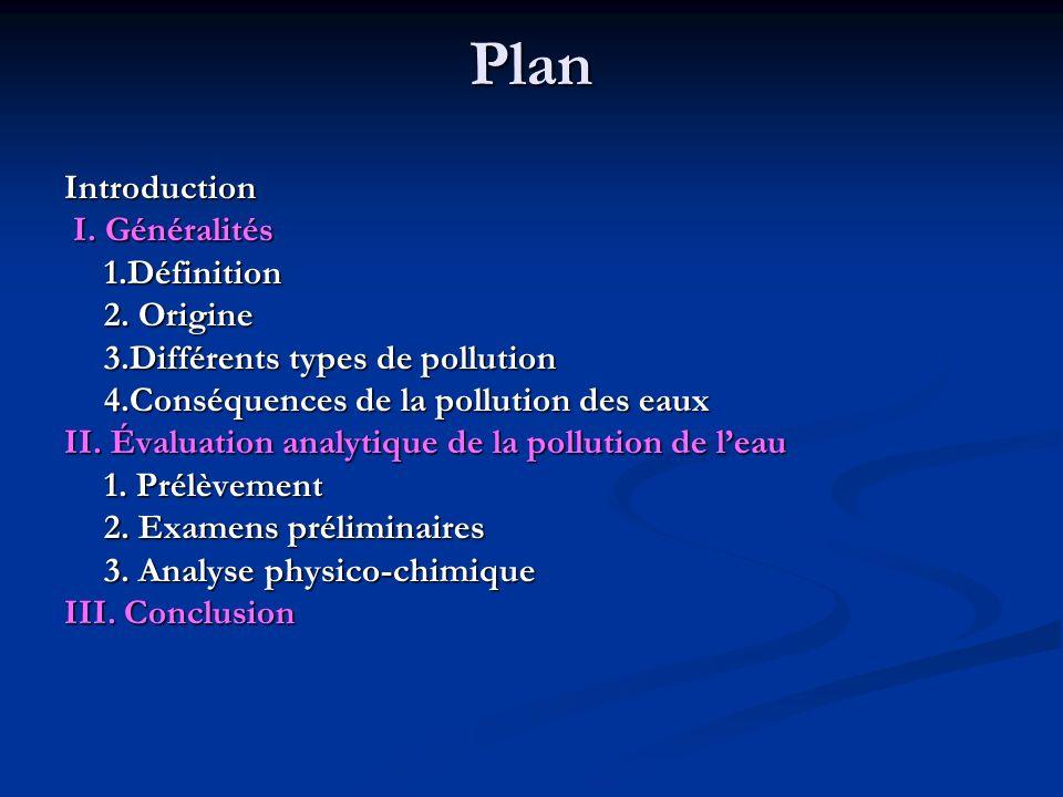 Plan Introduction I. Généralités 1.Définition 2. Origine