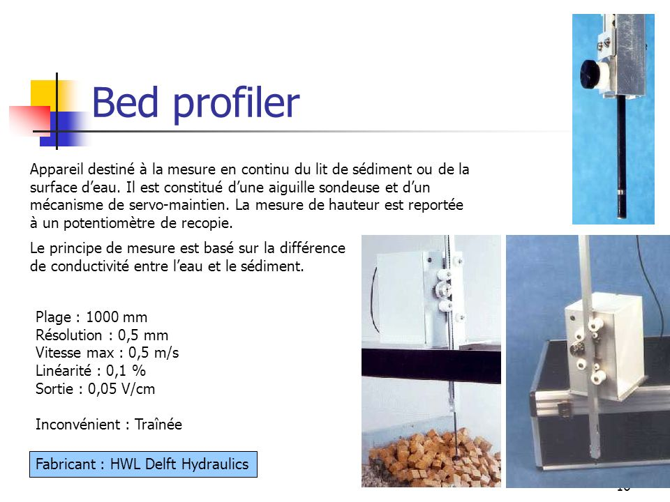 Bed profiler