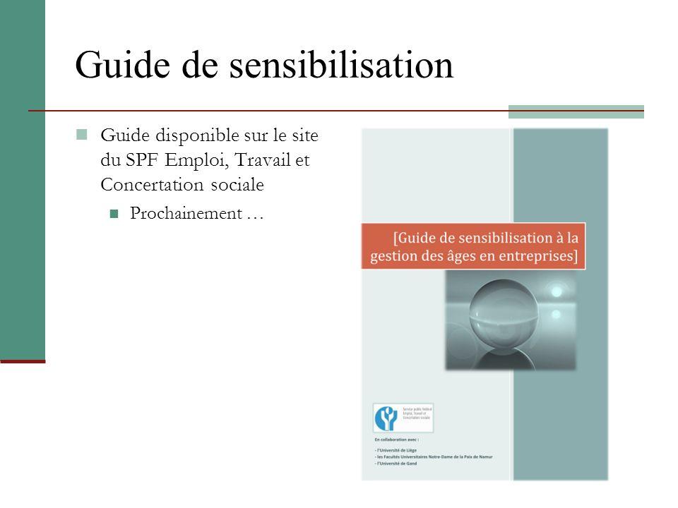 Guide de sensibilisation