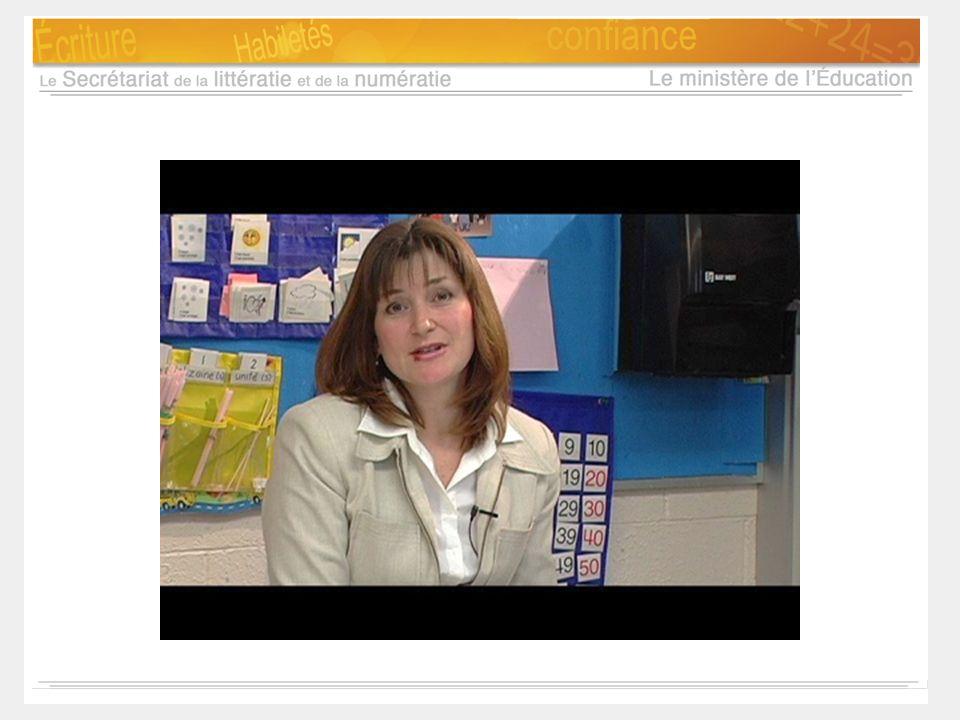 Notes d'animation: Écoutons le point de vue d'une enseignante ressource sur l'importance de considérer les différents styles d'apprentissage.