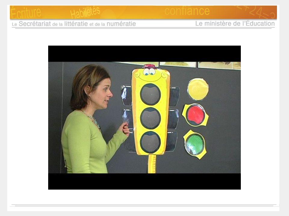 Notes d'animation: Dans les prochains segments vidéo, nous verrons quelques stratégies pour faciliter la gestion de classe.