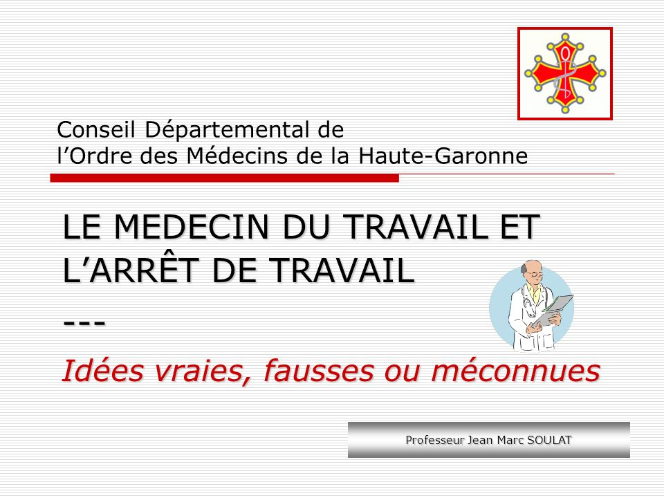 Conseil Départemental de l'Ordre des Médecins de la Haute-Garonne