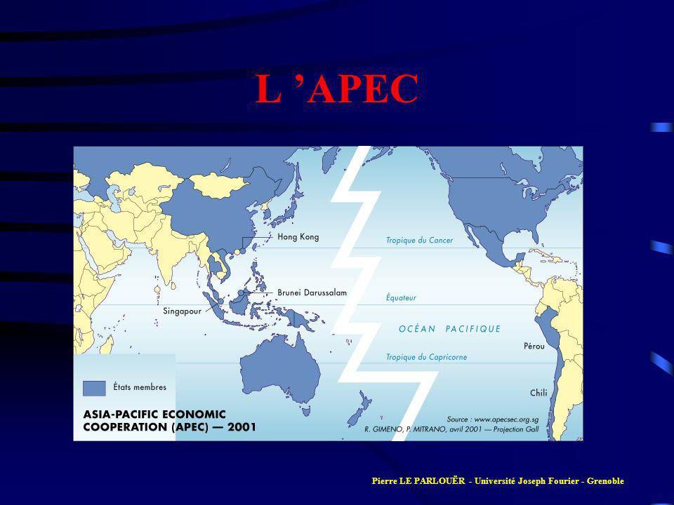 L 'APEC Pierre LE PARLOUËR - Université Joseph Fourier - Grenoble