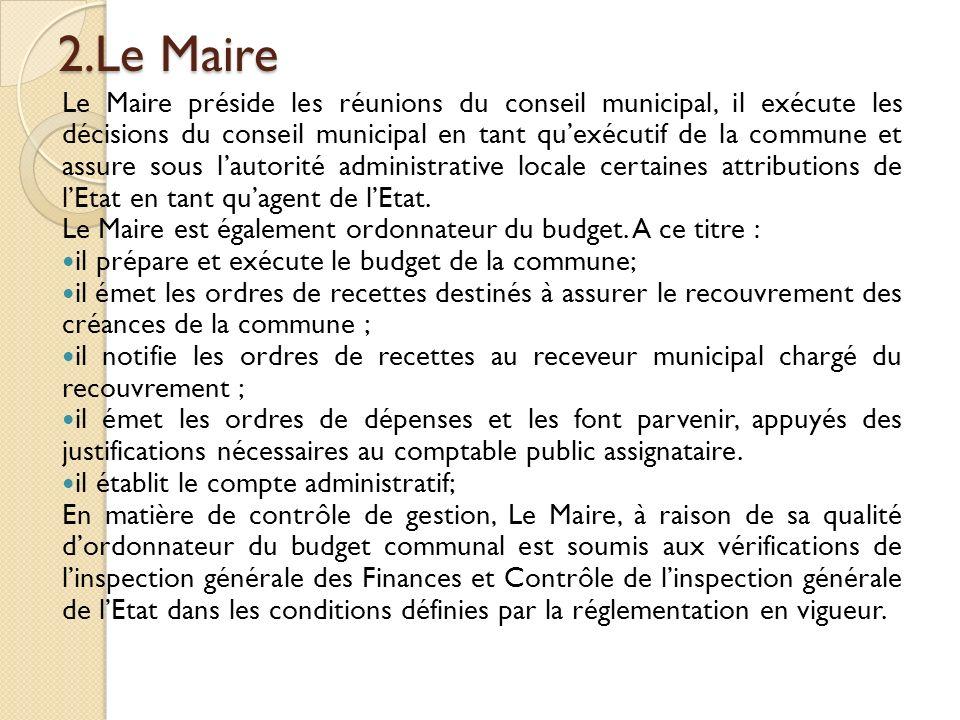 2.Le Maire
