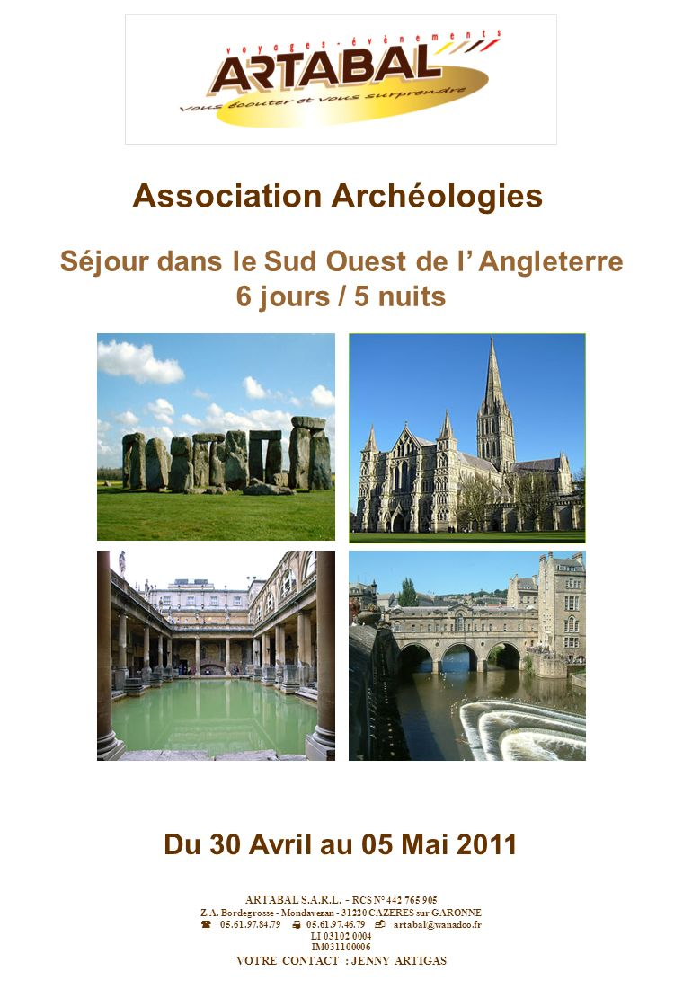 Association Archéologies