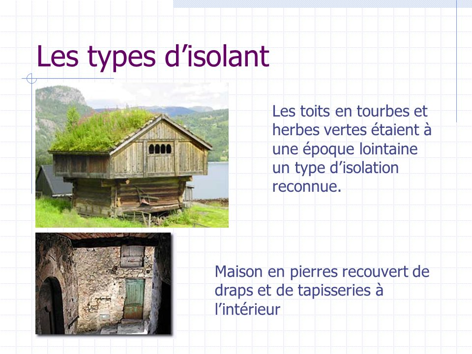 Pourquoi Une Isolation  Ppt Video Online Tlcharger