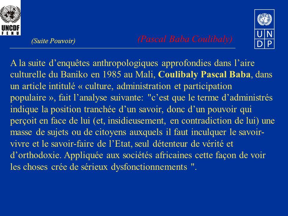 (Pascal Baba Coulibaly)
