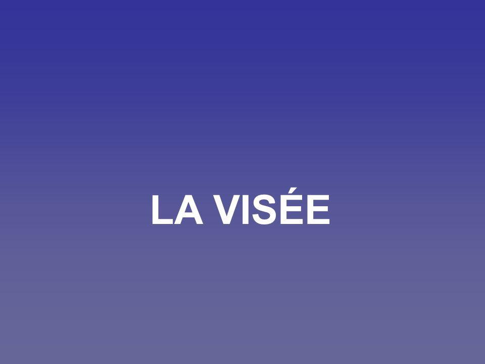 LA VISÉE