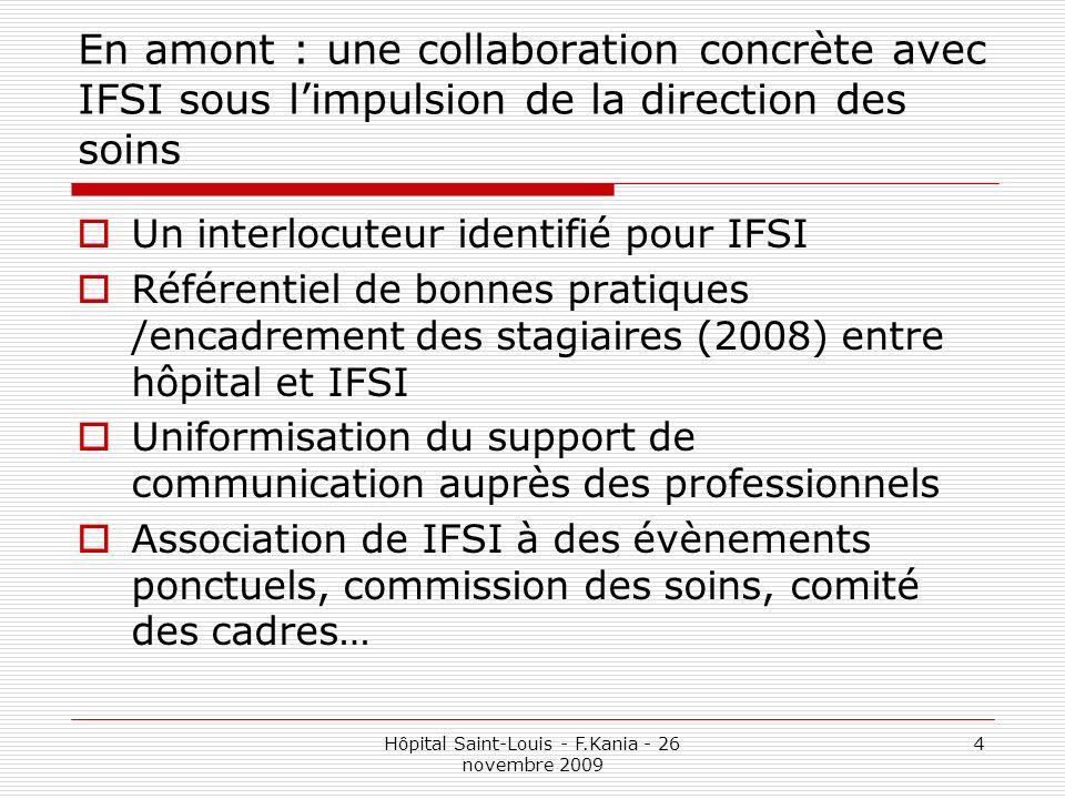 Hôpital Saint-Louis - F.Kania - 26 novembre 2009