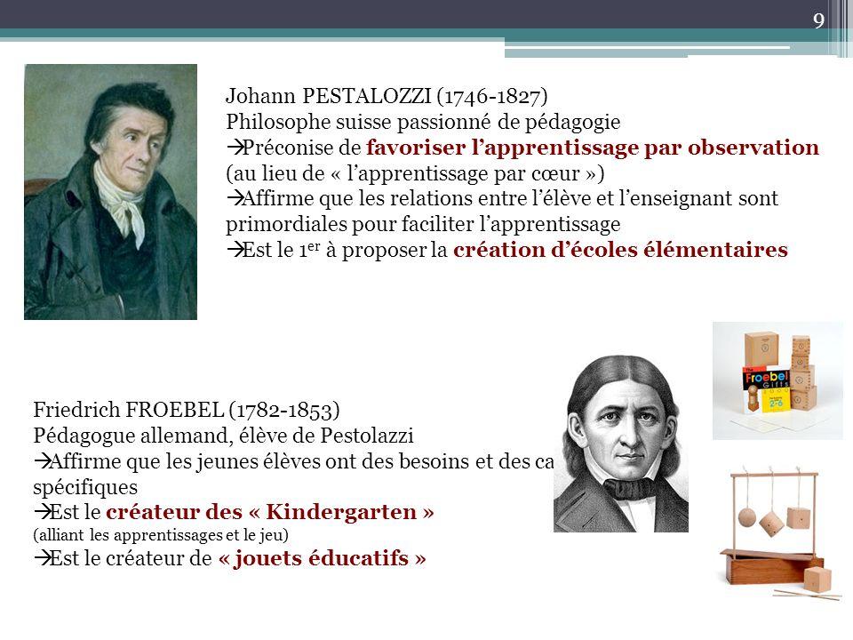 Philosophe suisse passionné de pédagogie