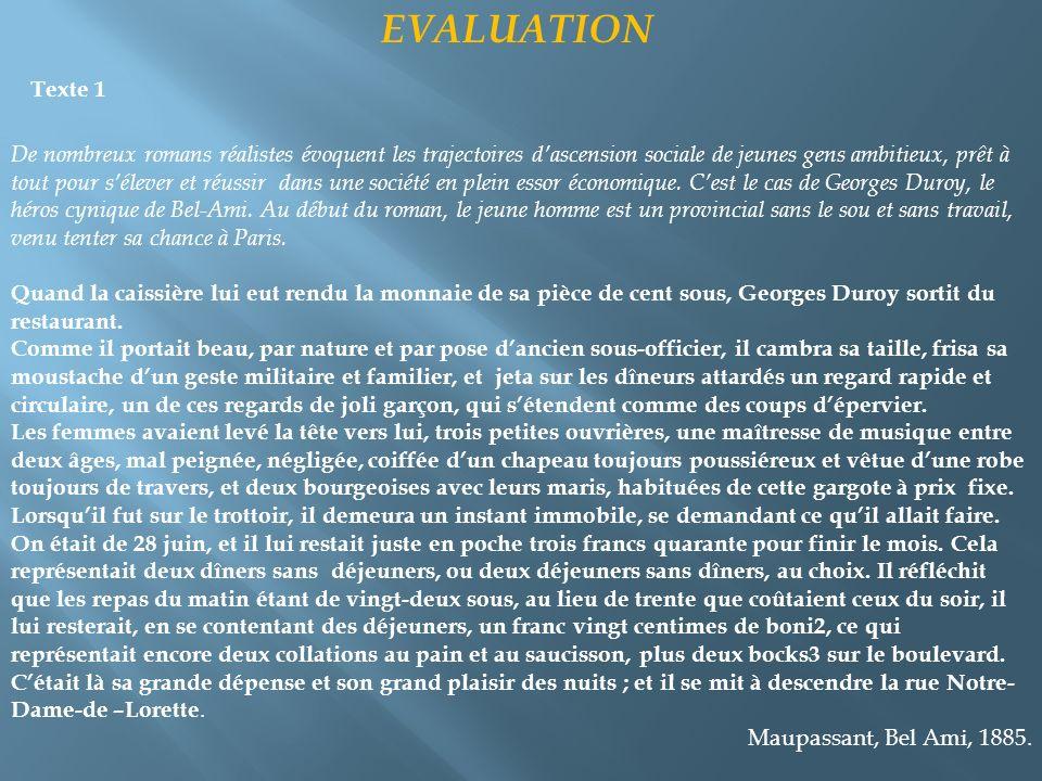 Texte 1EVALUATION.