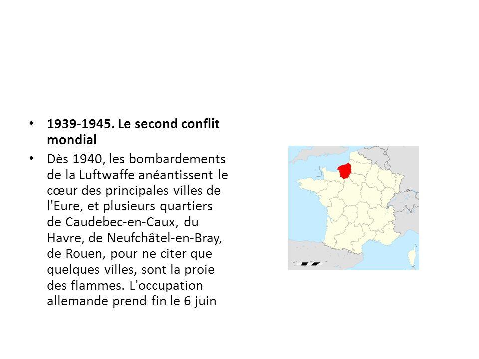 1939-1945. Le second conflit mondial