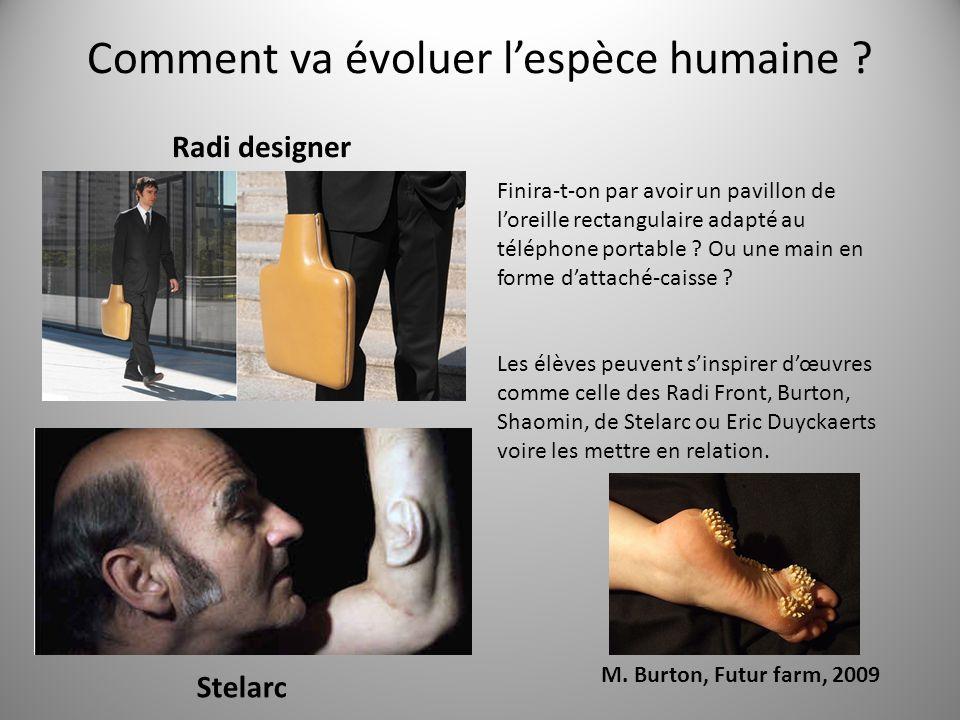 Comment va évoluer l'espèce humaine