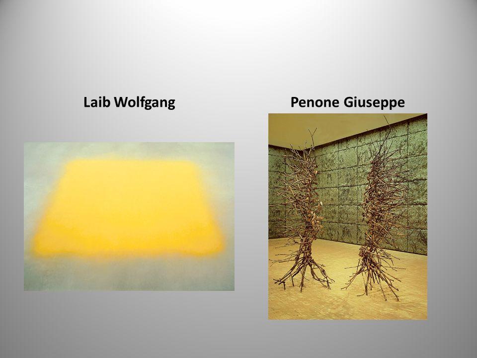 Laib Wolfgang Penone Giuseppe