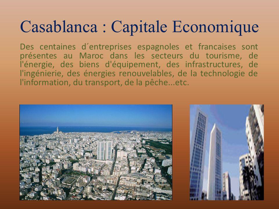 Casablanca : Capitale Economique