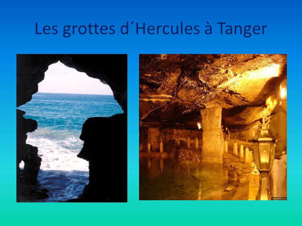 Les grottes d´Hercules à Tanger