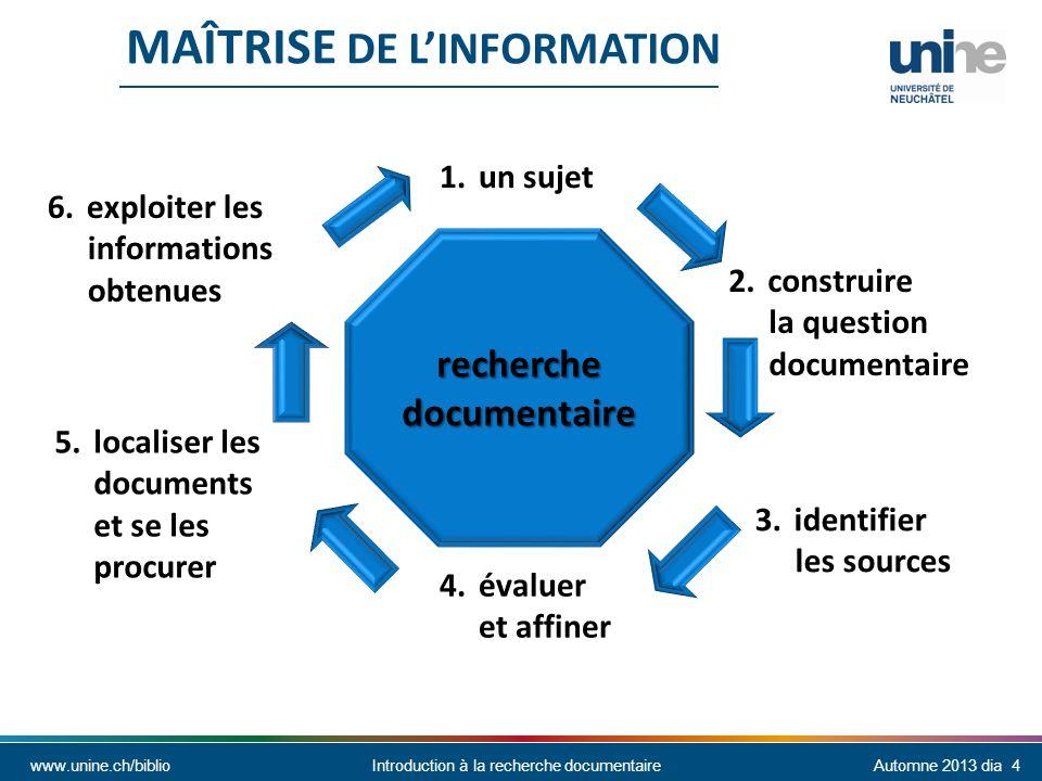 UniNE Inf@doc et bibliothèques