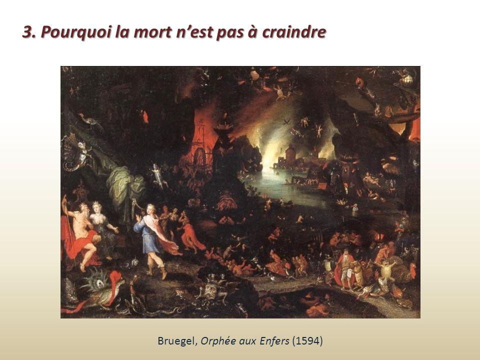 Bruegel, Orphée aux Enfers (1594)
