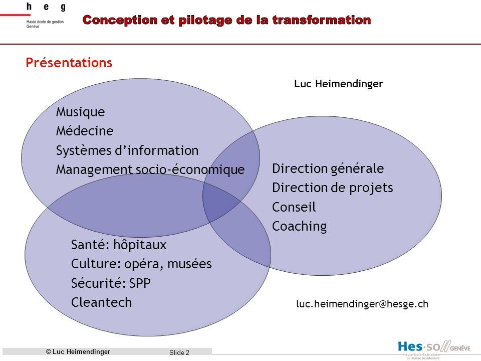 Systèmes d'information Management socio-économique