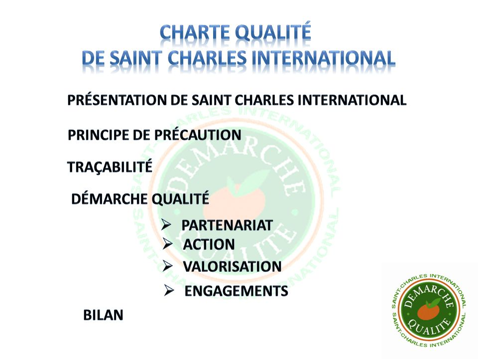 de Saint Charles International