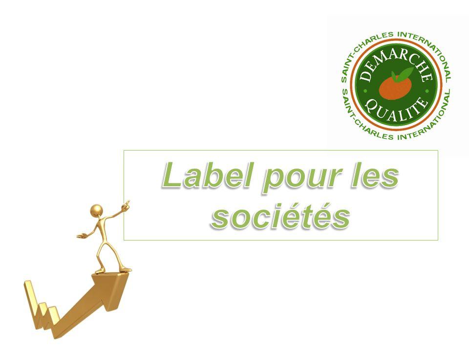 Label pour les sociétés