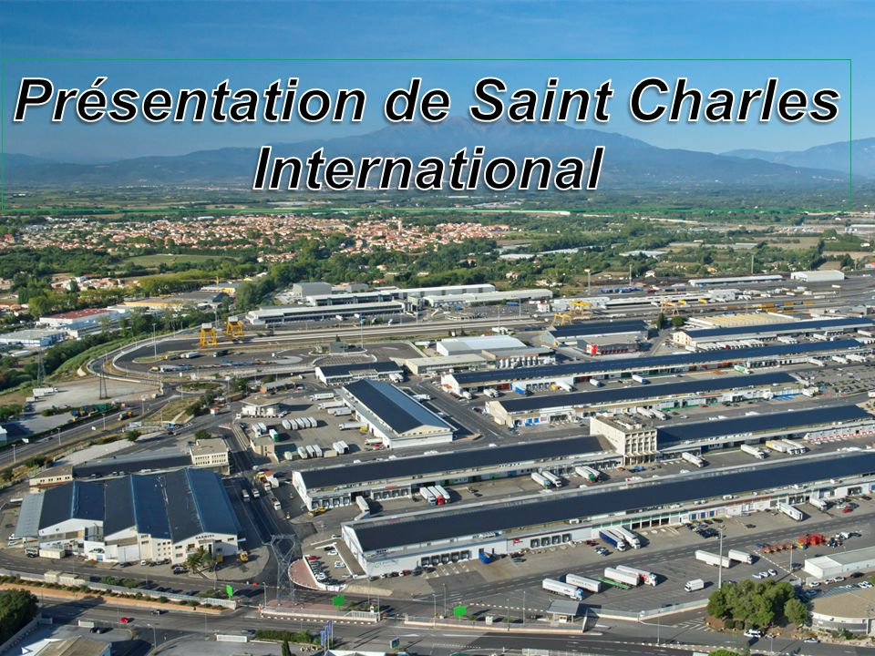Présentation de Saint Charles International