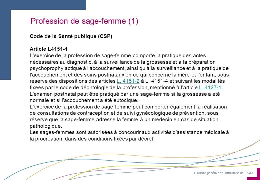 Profession de sage-femme (1)