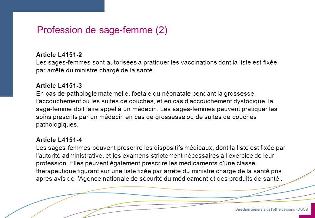 Profession de sage-femme (2)