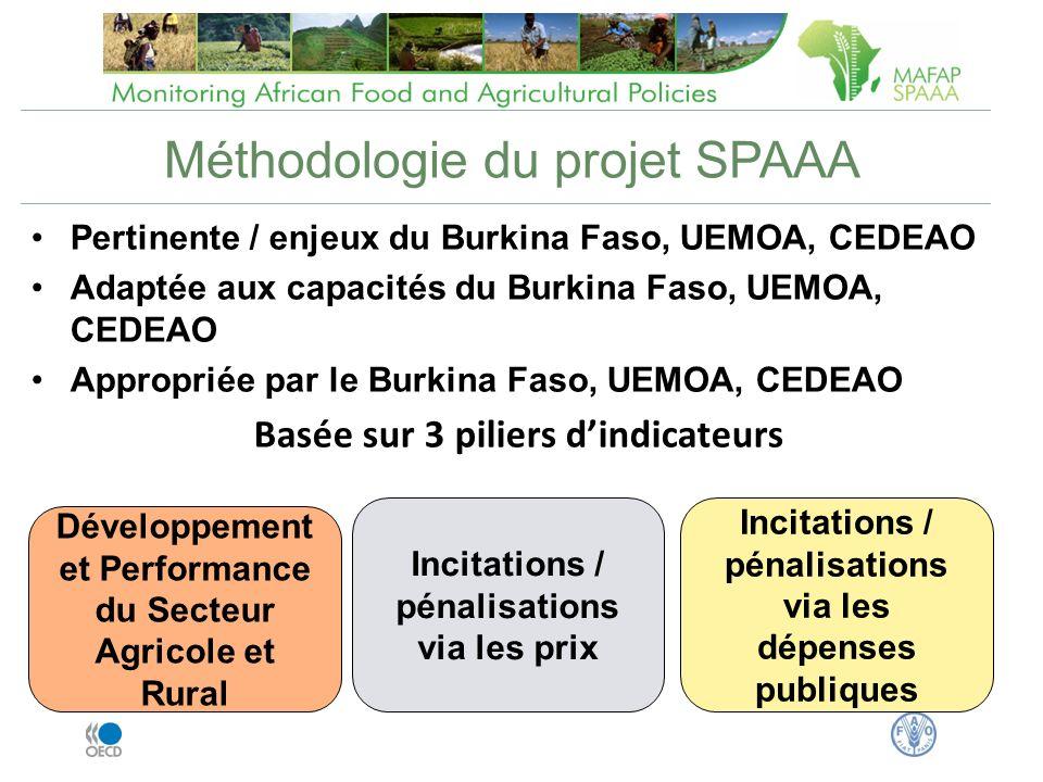 Méthodologie du projet SPAAA