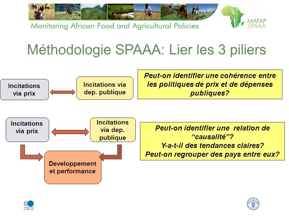 Méthodologie SPAAA: Lier les 3 piliers