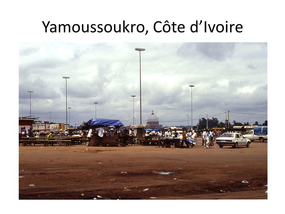 Yamoussoukro, Côte d'Ivoire