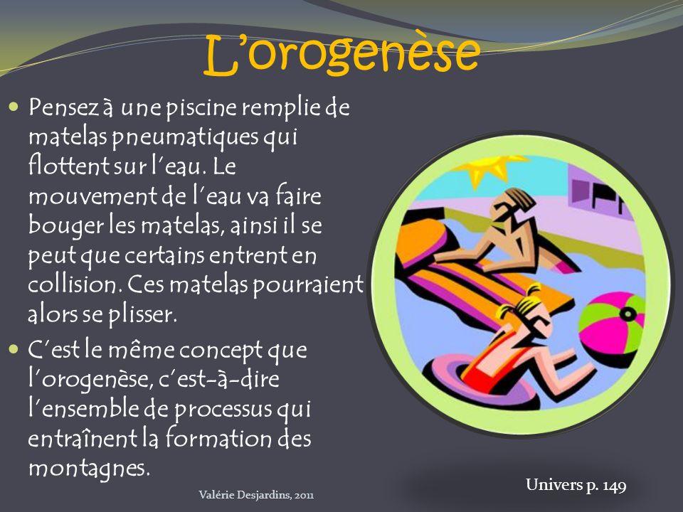L'orogenèse
