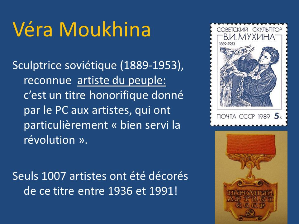 Véra Moukhina