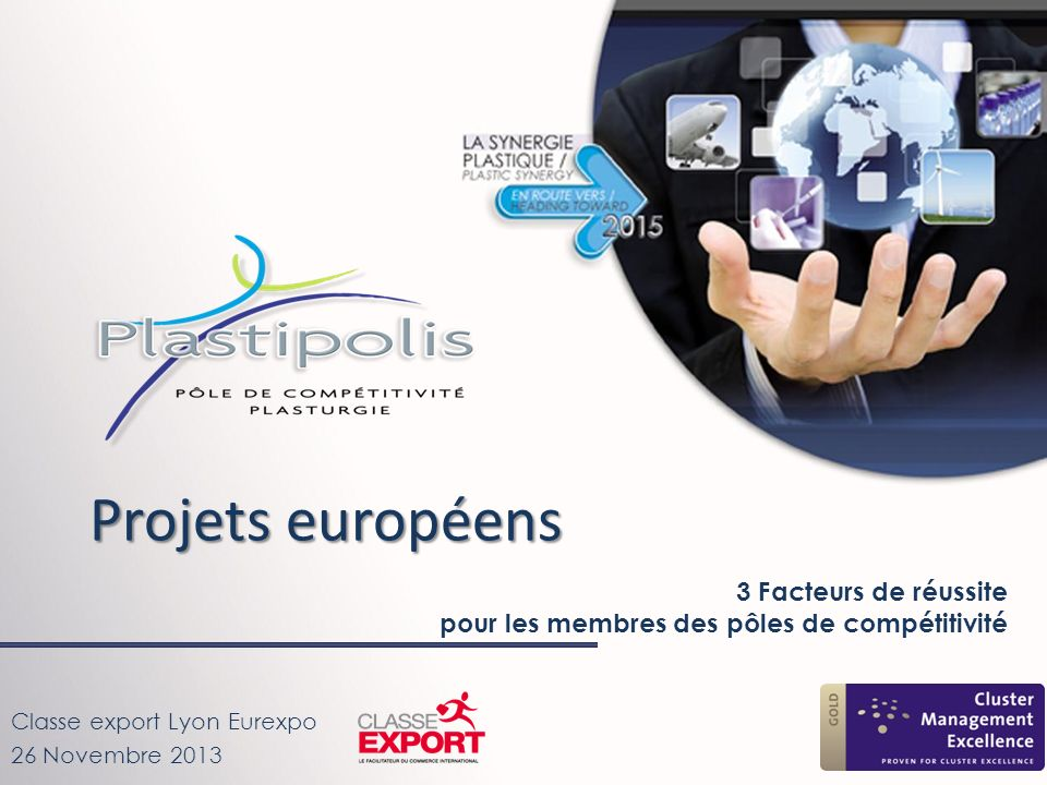 Projets européens 3 Facteurs de réussite