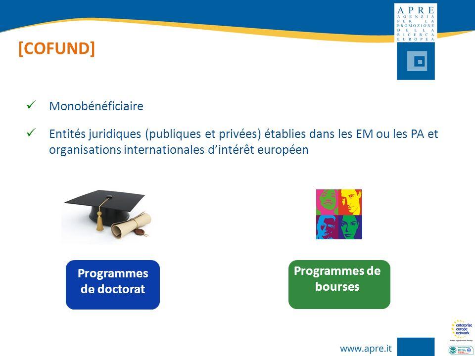 Programmes de doctorat