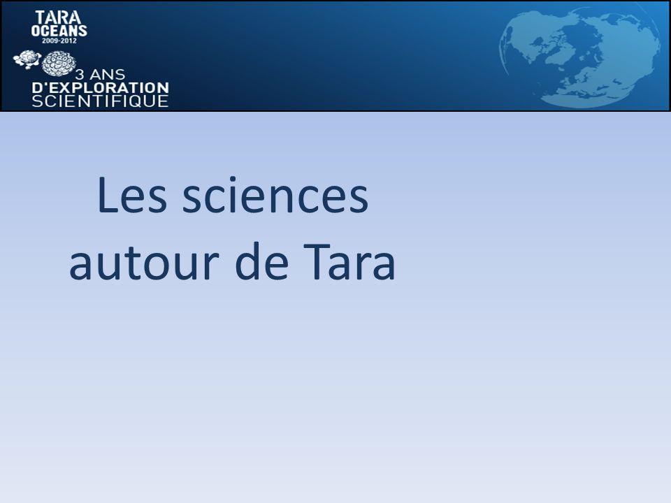 Les sciences autour de Tara