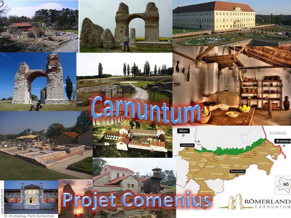 Carnuntum Projet Comenius