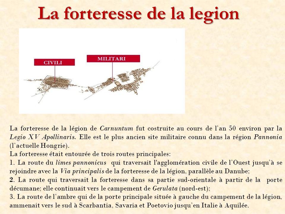 La forteresse de la legion