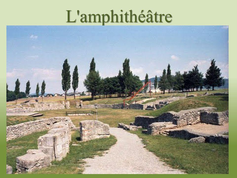 L amphithéâtre