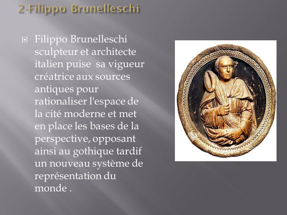 2-Filippo Brunelleschi